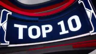 Top 10 NBA Plays of the Night: March 22, 2017