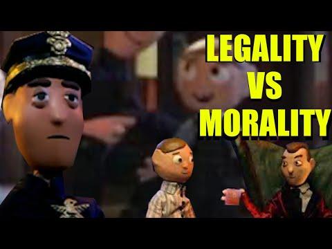 "Legality Vs Morality   Prager U   The Moral Gymnastics of Kyle Rittenhouse's ""Self Defense"" (PART 2)"
