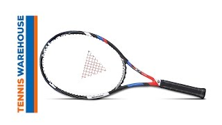Ρακέτα τέννις Tecnifibre T-Fight 320 DC video