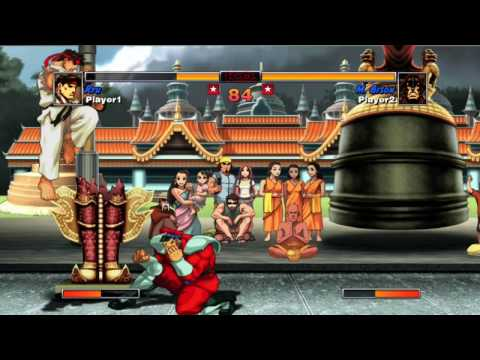 Super Street Fighter 2 TurboRemix