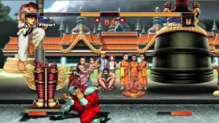 Super Street Fighter II - Turbo HD Remix video