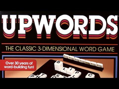 Upwords from Hasbro