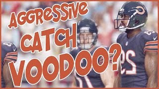 VOODOO TO STOP THE AGGRESSIVE CATCH?? - Madden 16 Ultimate Team | MUT 16 PS4 Gameplay