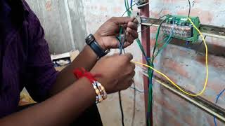 How to connect a 3 wires Proximity Sensor.