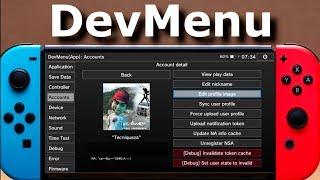 nintendo switch dev menu download - Free video search site