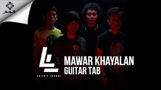 Mawar Khayalan   Laila's Lounge | Guitar Tutorial | Tab