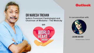 In conversation with cardiovascular and cardiothoracic surgeon, Dr Naresh Trehan On World Heart Day