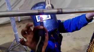 curso de soldadura gas argon