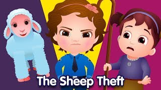 ChuChu TV Police Vs Thief Surprise Eggs – Episode 07 (SINGLE) – The Sheep Theft