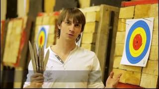 Презентация метательного ножа Freeknife M1. Покупка на  www.freeknife.ru