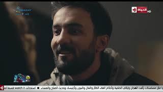 مسلسل بحر - سالم خاطف زينب ومخبيها عند رمزي وبحر قالب الدنيا عليها
