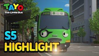 Tayo S5 EP17 Rogi's wish granter, Genie l Tayo S5 Episode Highlight l Tayo the Little Bus