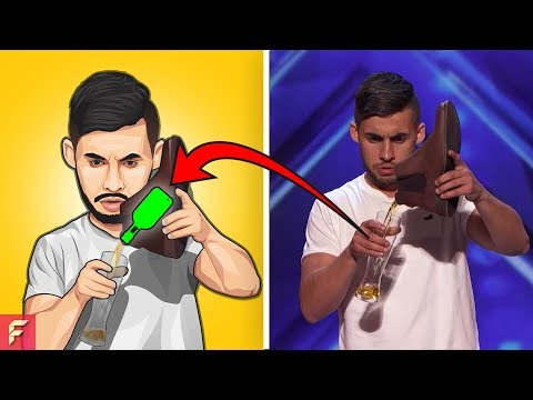 MOST FAMOUS Got Talent Magic Tricks Finally Revealed   AGT   BGT