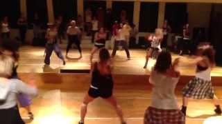 All On Your Body - Jay Sean (United Rhythms -- Choreo by Fernando)