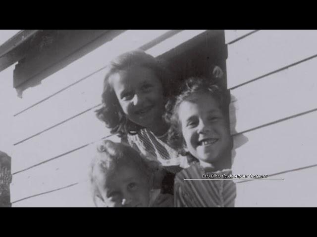 L'enfance heureuse de Nicole Clément à côté du camp Bruchési