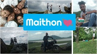 preview picture of video 'Our '15th August' at Maithon by New Route | Mountain Climb, Dam, River, Biking | RvR Vlogs'