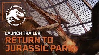 videó Jurassic World Evolution: Return to Jurassic Park