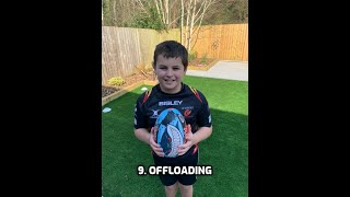 9. Rugby skills Part 9 – Offloading
