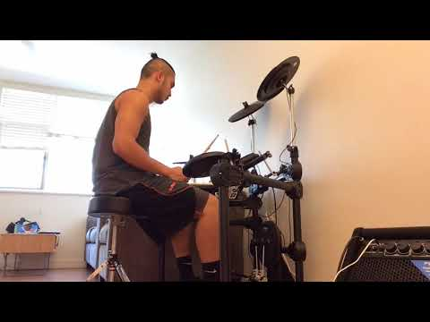 Villain I'm Not - Three Days Grace (Drum Cover) NEW SONG 2018