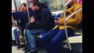 Наркоман ост мск метро
