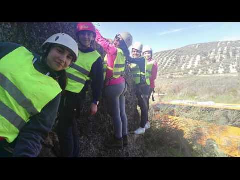 Multiaventuras en Deifontes (Granada)