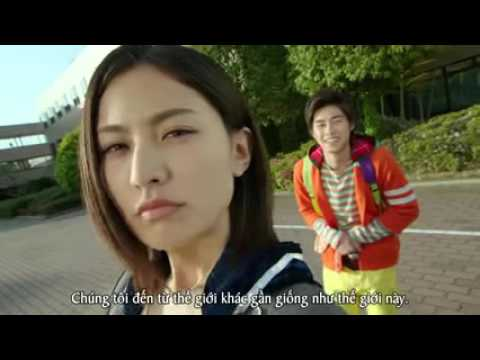 Vietsub Kamen Rider Wizard in Magic Land   YouTube