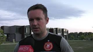 Widzew TV: Sebastian Kamiński: Widzew będzie krótko w II lidze