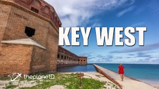 Florida Keys Travel Vlogs | 16 Things to do in Key West | The Planet D