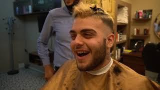 Fresh Cut | Kısa Saç Modeli-Gri Renklendirme | Trakya Edition | HairArt TV