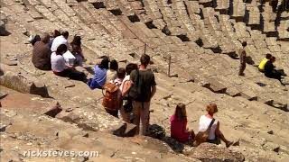 Thumbnail of the video 'Ancient Greek Theater at Epidavros'