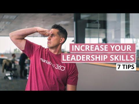 Leadership Training - 7 Tips To Increase Your Leadership Skills ...