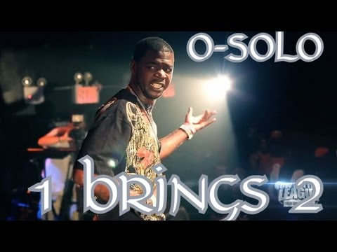 UW Battle League/Big Cheese Presents: O-Solo - 1 Brings 2