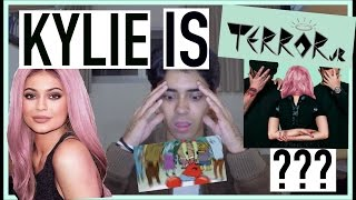 KYLIE JENNER TERROR JR CONSPIRACY THEORY W/ RECEIPTS
