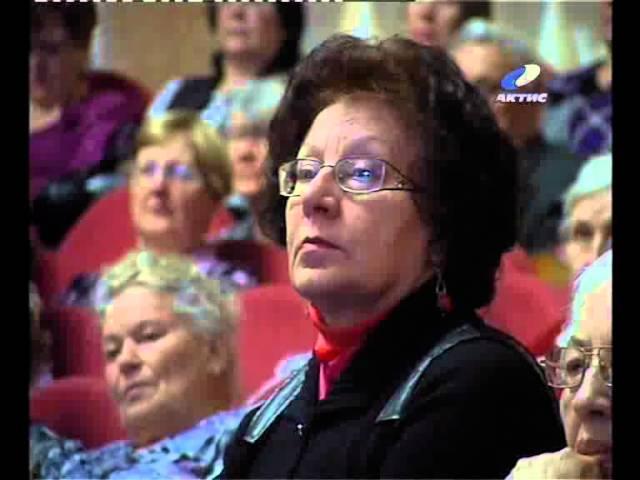 Для ангарчан выступил церковный хор