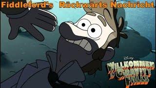 Gravity Falls   ´Die Geschichte Der Zwei Stans´ Fiddleford's  Rückwärts Nachricht [HDDE]