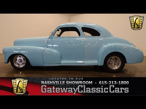 Video of '48 Coupe - NRIG