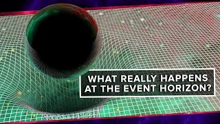 What Happens At The Event Horizon?   Space Time   PBS Digital Studios