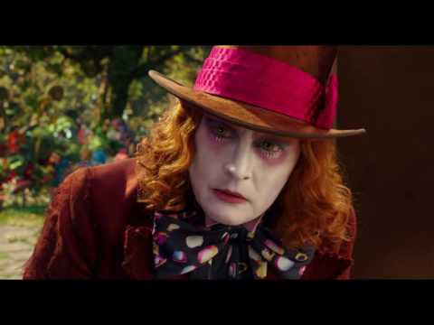 Alice Through the Looking Glass (Clip 'Tea and Time')