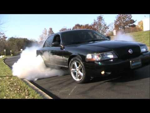 2004 Mercury Marauder S/C Hybrid Burnouts