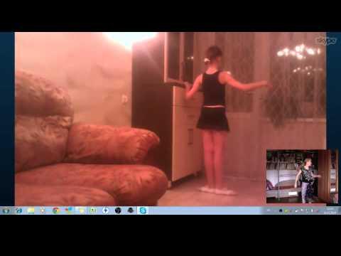 Занятия балетом по Skype (репетитор Щербакова Е. О.)