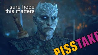 The Long Night | Game of Thrones Pisstake (Season 8 Episode 3)