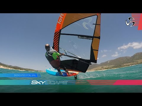 2018 Skyscape – Loftsails Dedicated Foil Sail