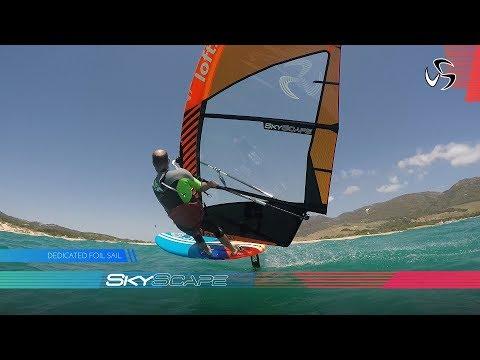 2018 Skyscape – Loftsails Dedicated Foil Sail