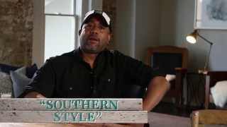 """Darius Rucker - Behind the Song: """"Southern Style"""""""