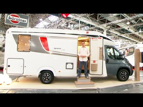 The Practical Motorhome Bürstner Lyseo t 744 review
