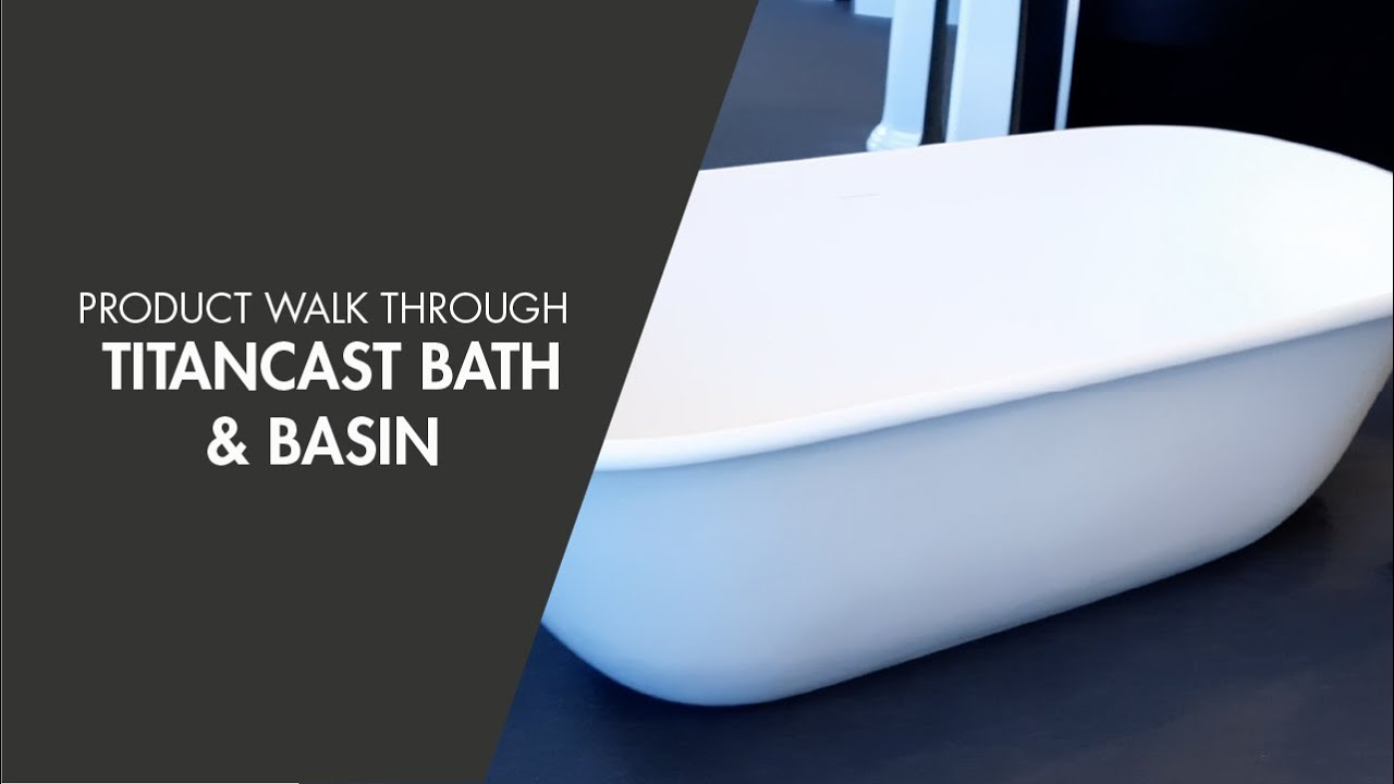 Cambridge 174 x 76 TitanCast Bath - Satin Silk White