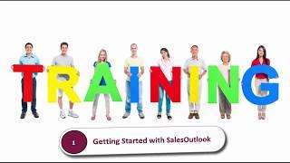 SalesOutlook CRM video