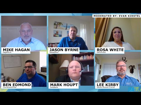 JSA Virtual Roundtable | The Impacts of COVID-19 on Data Centers & Technology