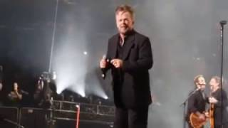 """John Mellencamp and Billy Joel - """"Authority Song"""" - Live at MSG 3.3.17"""