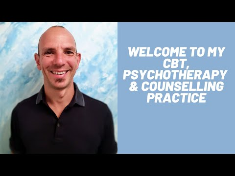 Welcome to my CBT, Psychotherapy and Counselling Practice
